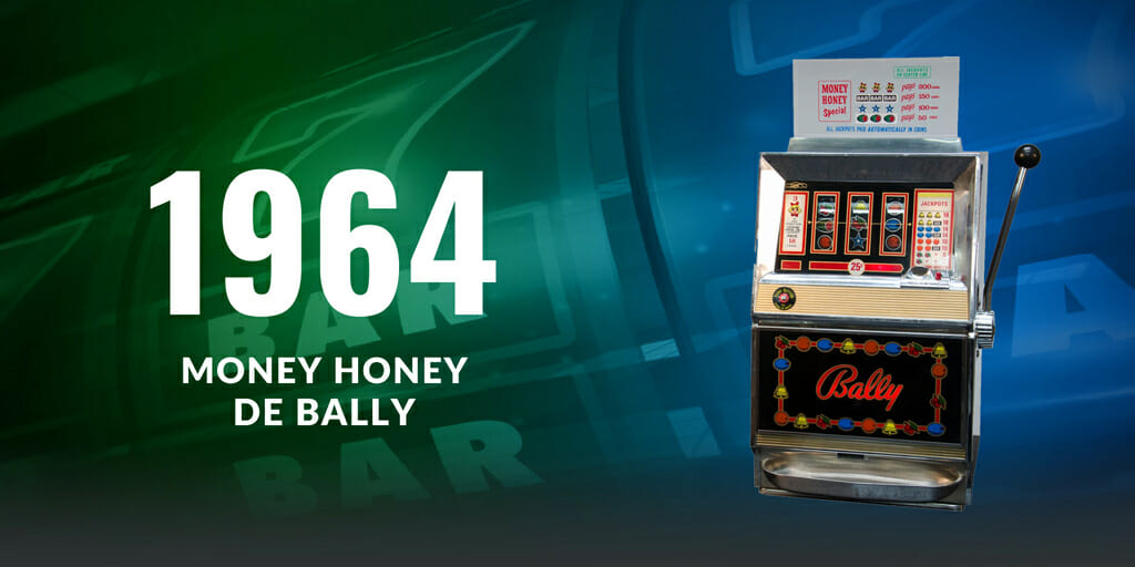 1964 - MONEY HONEY DE BALLY