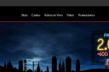 Casino Barcelona te ofrece un gran Pack de Bienvenida ¡hasta por un total de €2000 y 600 Tiradas Gratis!