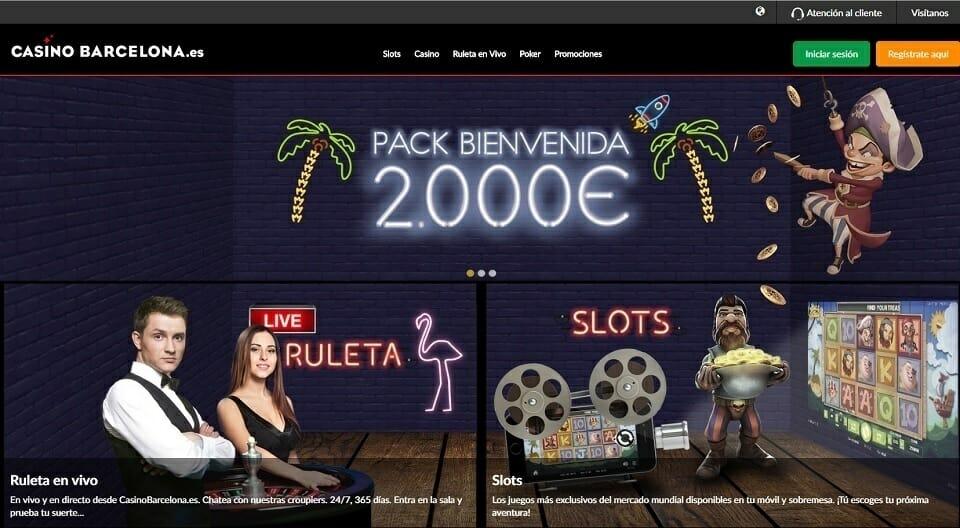 Ingresa y diviértete en Casino Barcelona