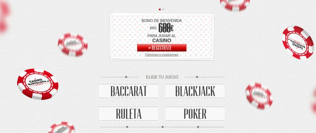 Juega en Casino Barcelona