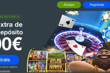 Bono de Bienvenida de Codere Casino