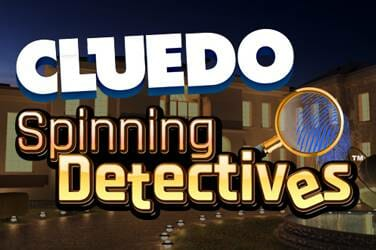 Cluedo Spinning Detectives