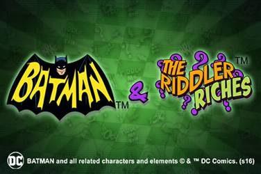 Batman & The Riddler Riches