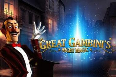 The great gambini's night magic