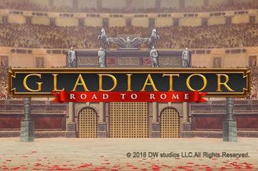 Gladiator road to rome