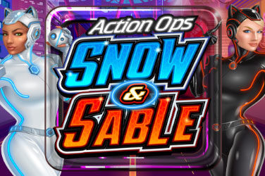 Action ops: snow and sable