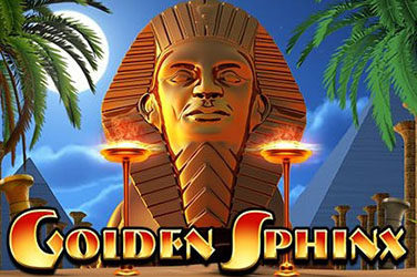 Golden sphinx