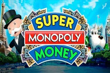 Super Monopoly Money