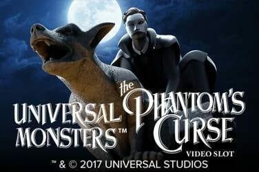 Universal Monsters The Phantom's Curse
