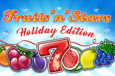 Fruits n stars: holiday edition