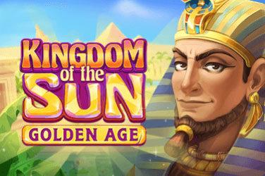 Kingdom of the sun: golden age