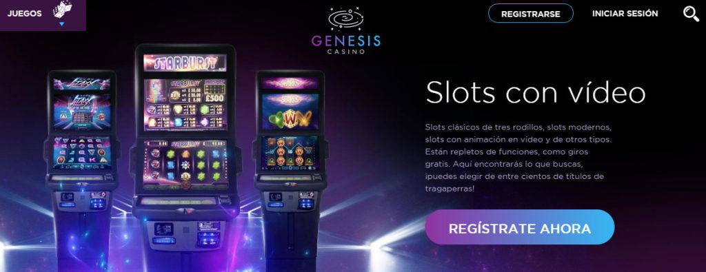 Entra en el Universo de Genesis Casino España para jugar a la ruleta
