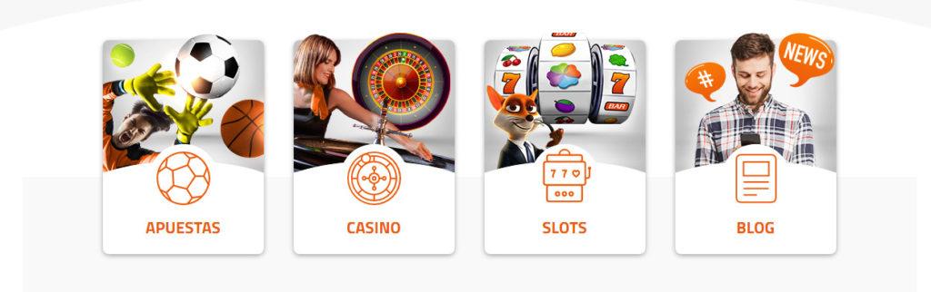 Prueba todo lo que Luckia casino España tiene