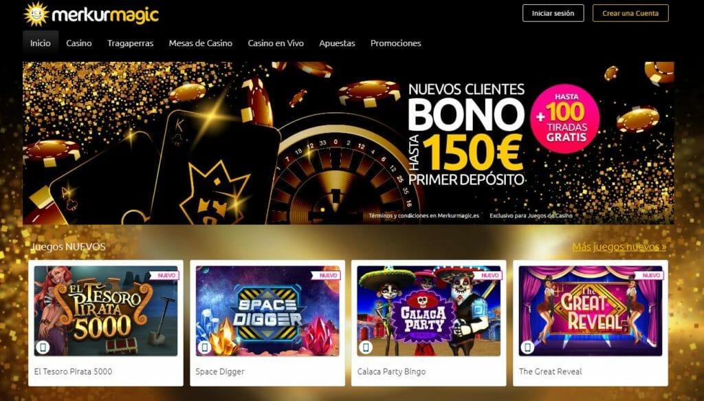 Merkurmagic Casino
